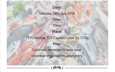 Seafood Festival + Reef Tour